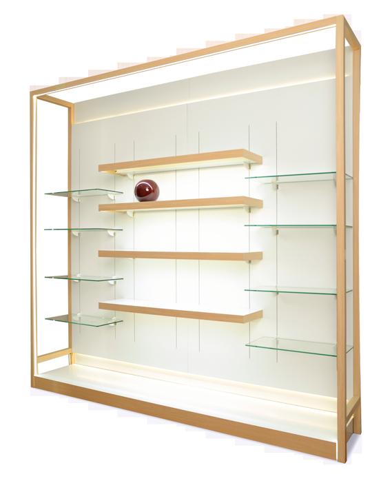 Mobiliario comercial y equipamiento para tiendas modular for Almacenes muebles