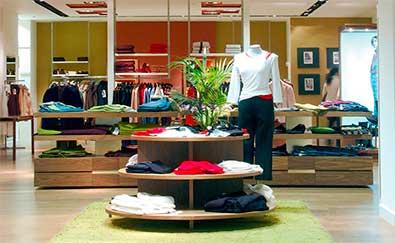 Dise o de mobiliario para retail y showroom modular ls34 for Diseno de interiores almacenes de ropa