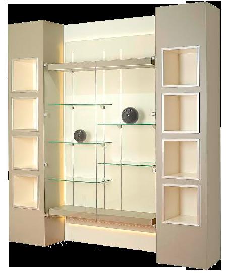 Nuevos diseños de estanterias