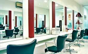 Diseño de mobiliario y decoración de salones de estética y peluquerias