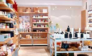Proyectos de decoración y mobiliario para perfumerias