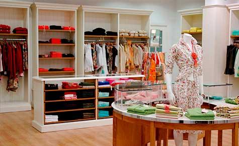 Diseño interior y mobiliario comercial