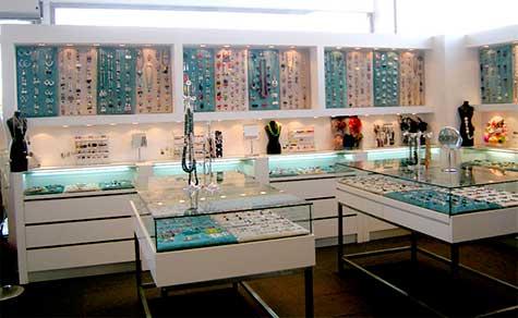 Mobiliario comercial para joyerias y tiendas de bisuteria