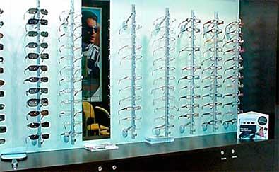 Proyectos de decoración realizados en ópticas
