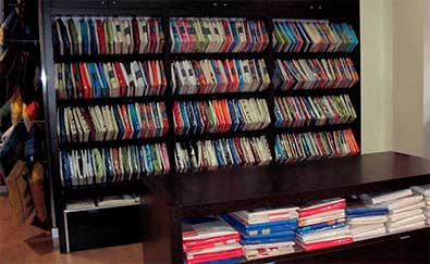 Proyectos de decoración realizados en tiendas de textil hogar